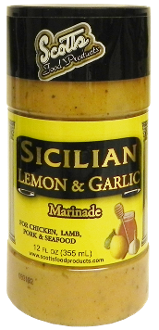 Sicilian Lemon & Garlic
