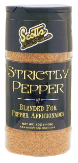 Strictly Pepper